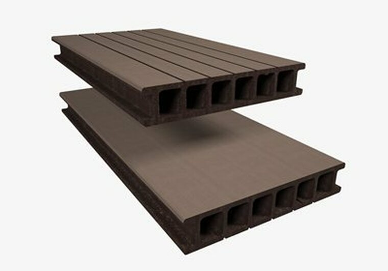 Dřevoplastové terasy a podlahy Basic