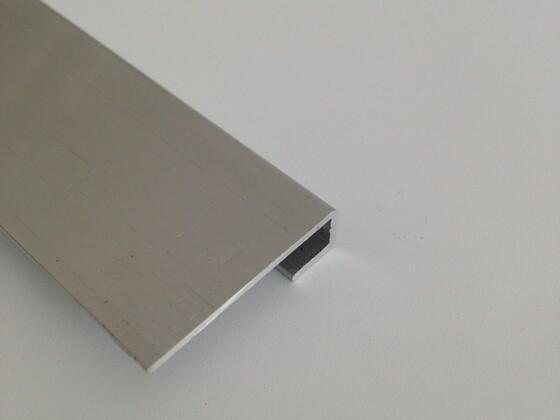 Hliníkový profil 8,7/30 mm