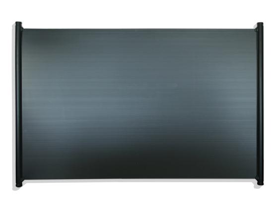 Solární ohřev bazénu HOBBY 1200x1500 mm (1,8 m²), d50