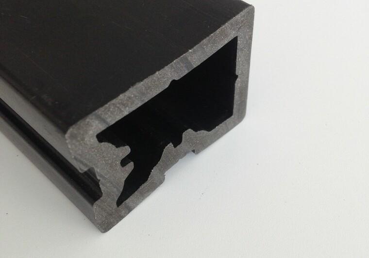 Dřevoplastový podkladový profil Twinson, 48/35 mm