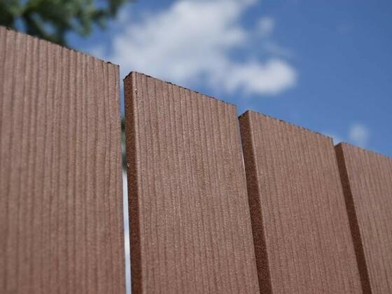 Dřevoplastová prkna a plotovky