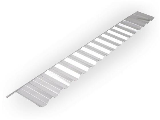 Napojení na stěnu (trapéz) 76 x 18