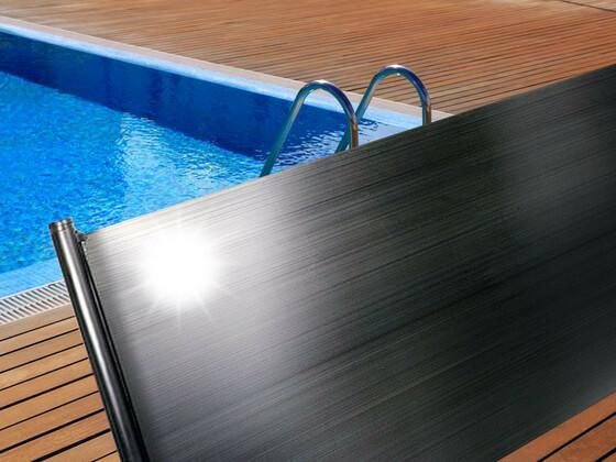 Solární ohřev bazénu HOBBY 1200x3000 mm (3,6 m²), d50