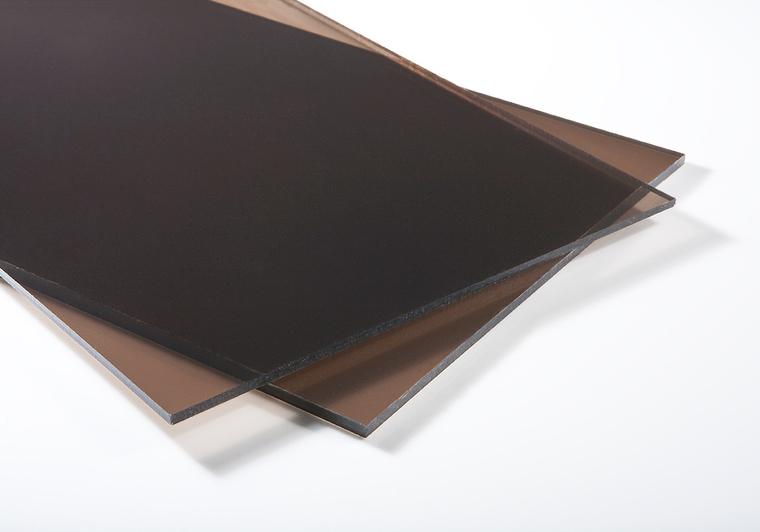Plný polykarbonát bronz 5mm COLORADO s UV