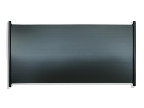 Solární ohřev bazénu HOBBY 800x1500 mm (1,2 m²), d32