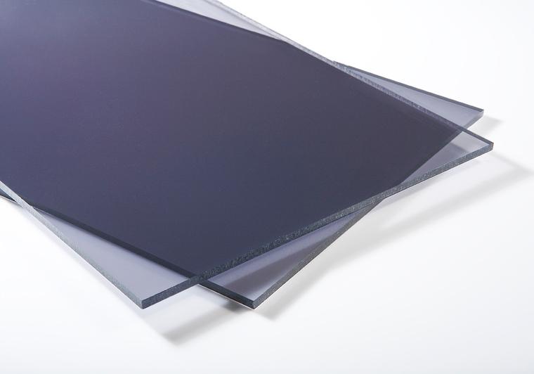 Plný polykarbonát grey 4mm COLORADO s UV
