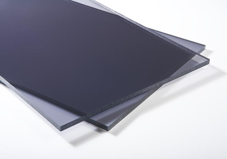 Plný polykarbonát grey 6mm COLORADO s UV