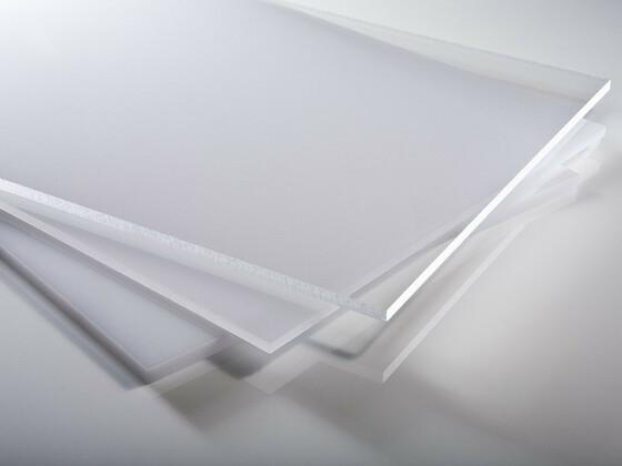 Plexisklo opál 30% 5mm PLEXIGLAS® XT