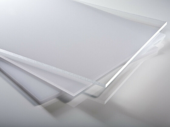 Plexisklo čiré 6 mm PLEXIGLAS® GS