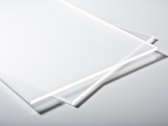 Plexisklo čiré satinované 6 mm