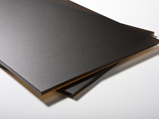 Plexisklo hnědé satinované 4mm