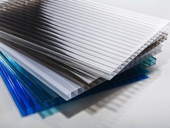 Polykarbonátová deska opál 10 mm 2W