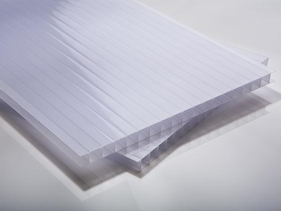 Polykarbonátová deska opál 10 mm 2W (dvoustěnná)