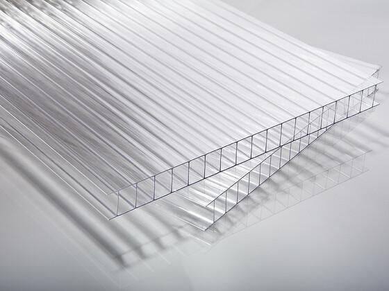 Polykarbonátová deska čirá 16 mm ECO