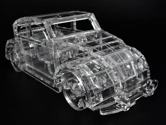 Model Volkswagen Brouk