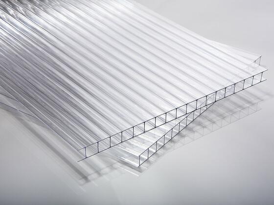 Polykarbonátová deska čirá 10 mm LIGHT