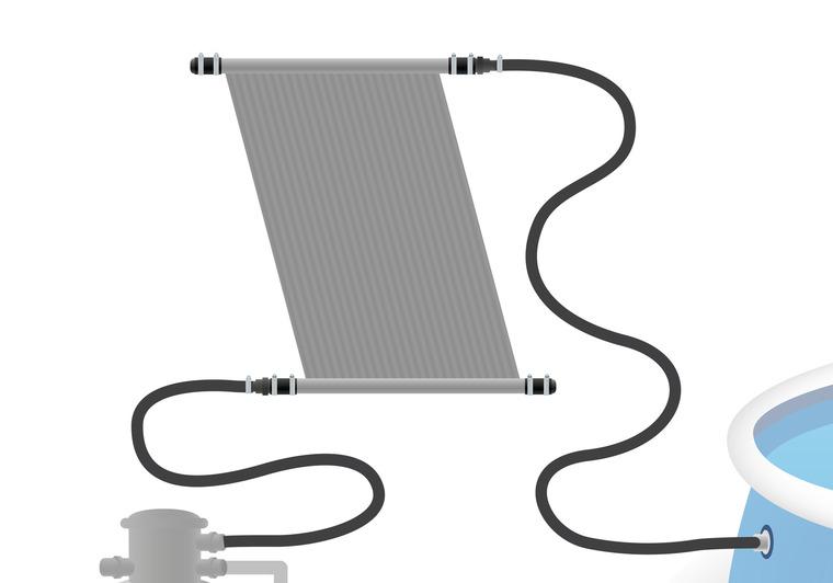 Sada pro připojení panelu (d50) do systému (d32)