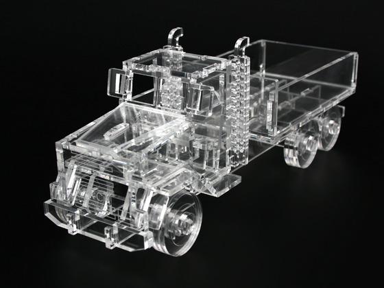 Nákladní auto MACK