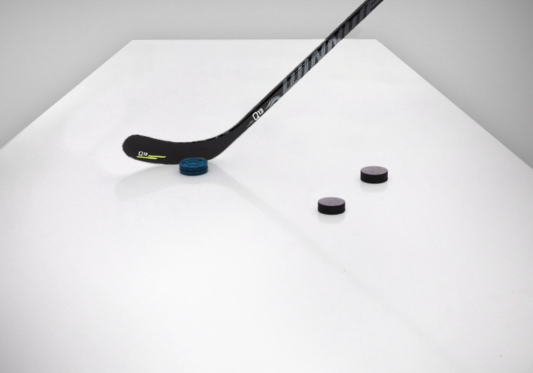 Hokejová střelecká deska (hockey shooting pad) 2000x1000x2 mm