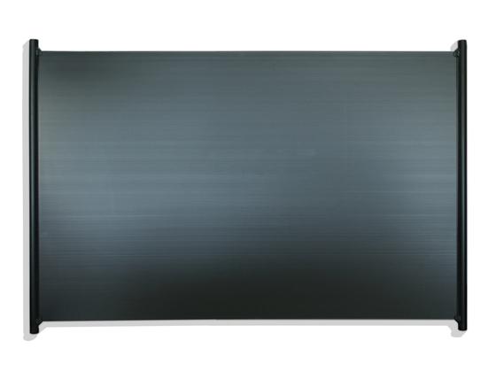Solární ohřev bazénu HOBBY 1200x1500 mm (1,8 m²), d32