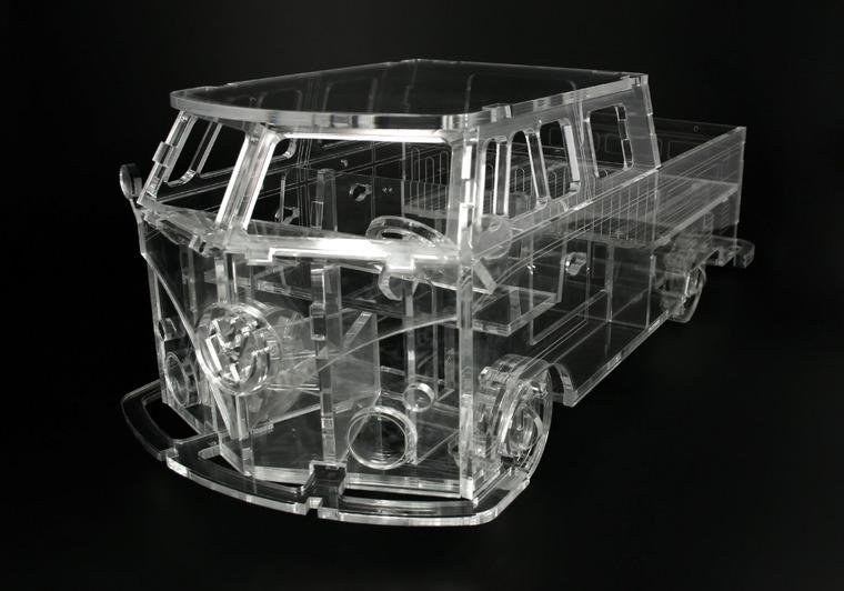 Model Volkswagen Transporter