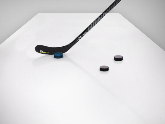 Hokejová střelecká deska JUNIOR (hockey shooting pad) 750x1500x2 mm