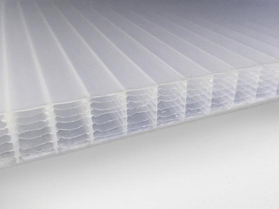 Polykarbonátové desky HEATBLOC 25 mm opál 1200x7000mm