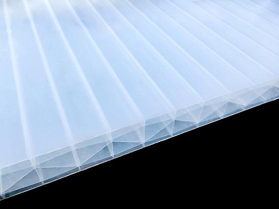 Polykarbonátové desky K-struktura 25 mm opál 1200x6000mm