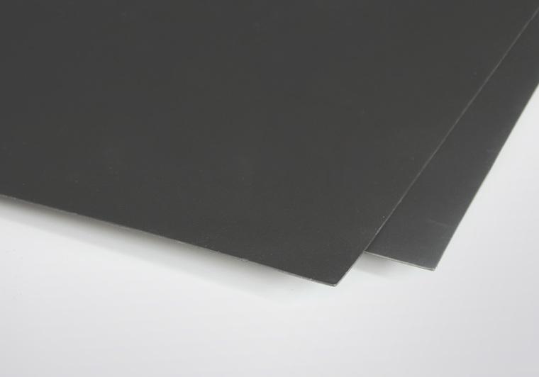 Polypropylenová fólie AKYPLEN černá