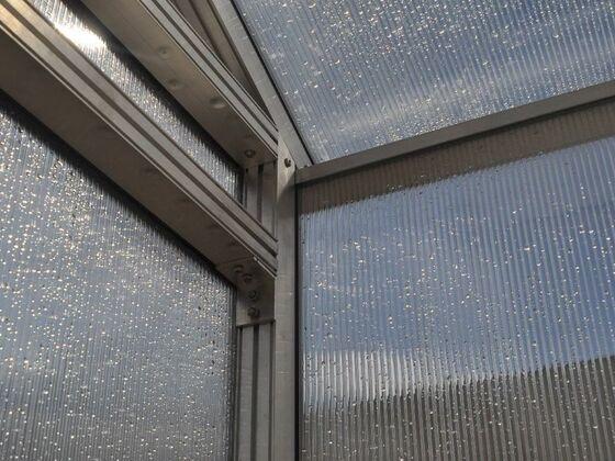 Polykarbonátové desky na profesionální skleník 16 mm ECO