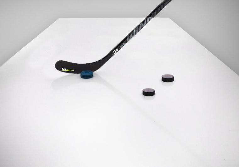 Hokejová střelecká deska (hockey shooting pad) 3000x1500x2 mm