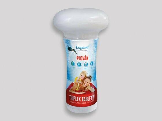 Plovák s triplexovými tabletami 1400 g