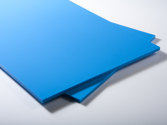 Bazénová deska PP-C karibská modrá 4000x2000x20mm