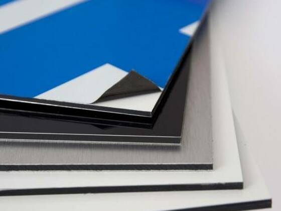 Kompozitní desky barevnéodstíny RAL