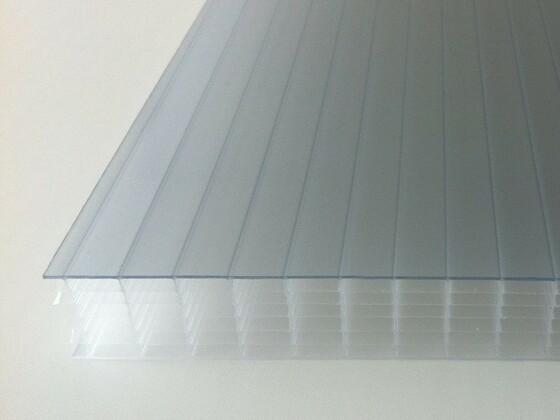 Polykarbonátová deska AKYVER IR CONTROL 16mm 7W 1050x3250mm - balení po 2ks
