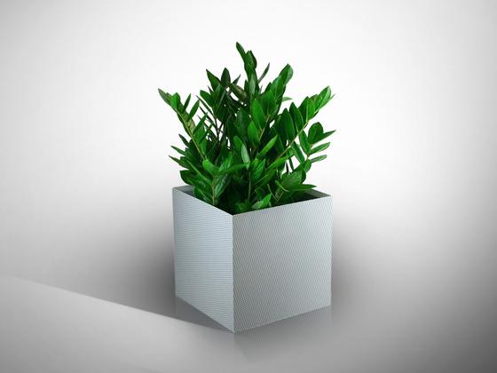 Designový květináč FOAMLITE SMALL