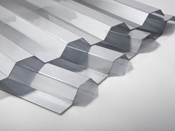 Trapézový athermický polykarbonát 1260x1300mm