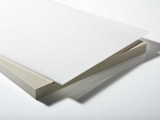 PP deska 3000x1500x4mm, šedá, kašírovaná