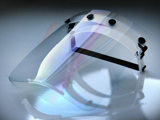 Ochranný obličejový štít TITAN 2