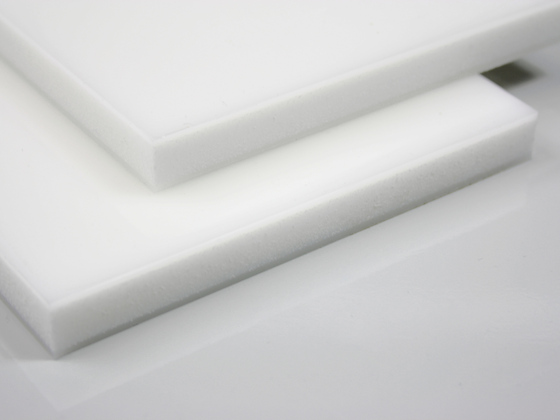 PP lehčená deska Foamlite ECO 2000x1000x10mm, natur