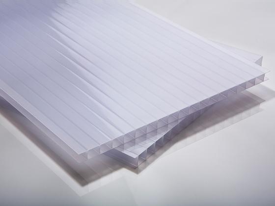 Polykarbonátová deska opál 8 mm 2W (dvoustěnná)