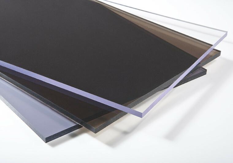 Plný polykarbonát grey 3mm COLORADO s UV
