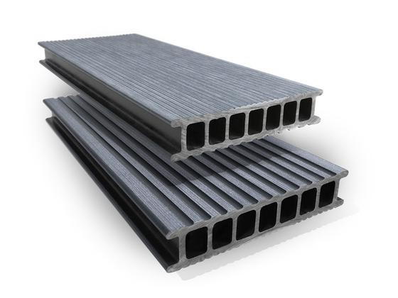 Prkno terasové dřevoplastové Twinson Terrace odstín břidlice