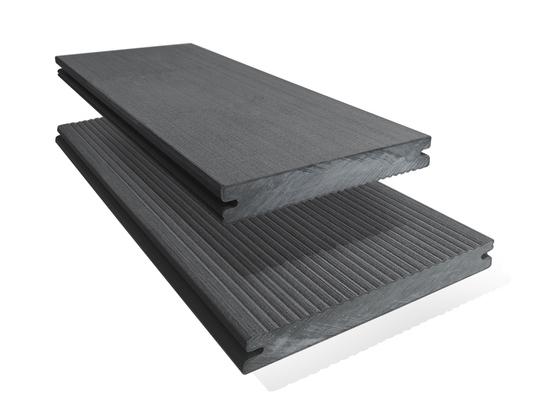 Prkno terasové dřevoplastové Twinson Massive odstín lékořice