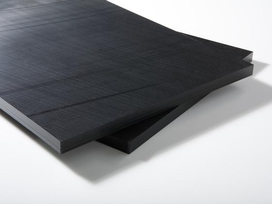 Polyamidová deska PA6, černá