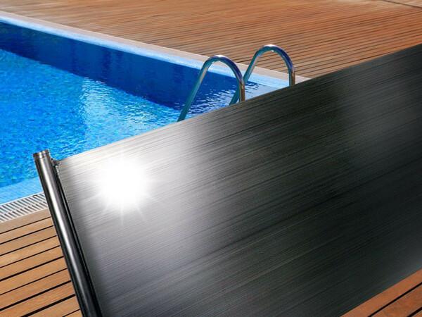 Solární ohřev bazénu