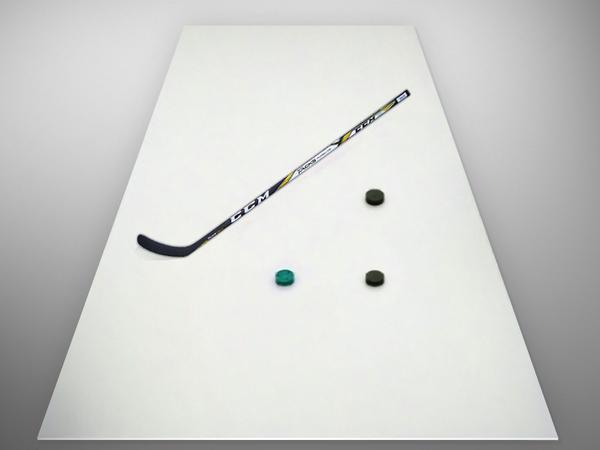 Hokejové střelecké desky