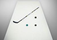Hokejová střelecká deska