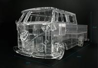 VW Transporter  rozměry
