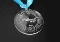 Medaile s gravírováním